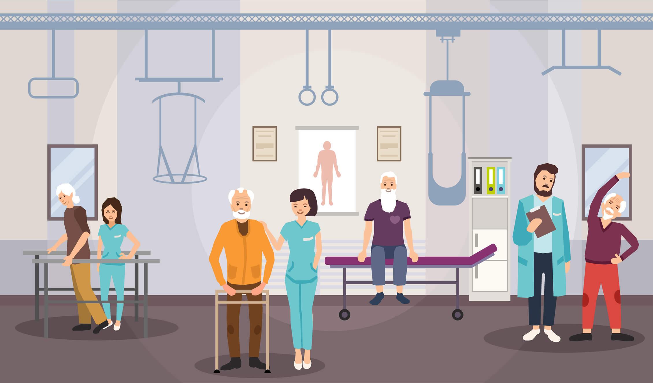 Fisioterapia gerontológica: veja aqui o que é e qual a importância