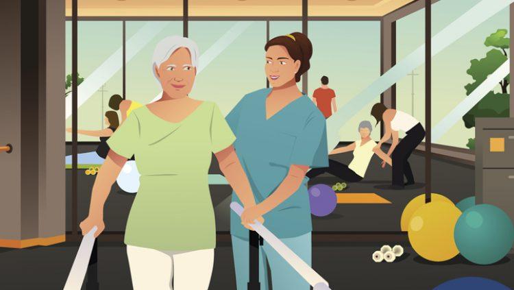 Fisioterapia para idosos: quais as melhores técnicas e como aplicar?